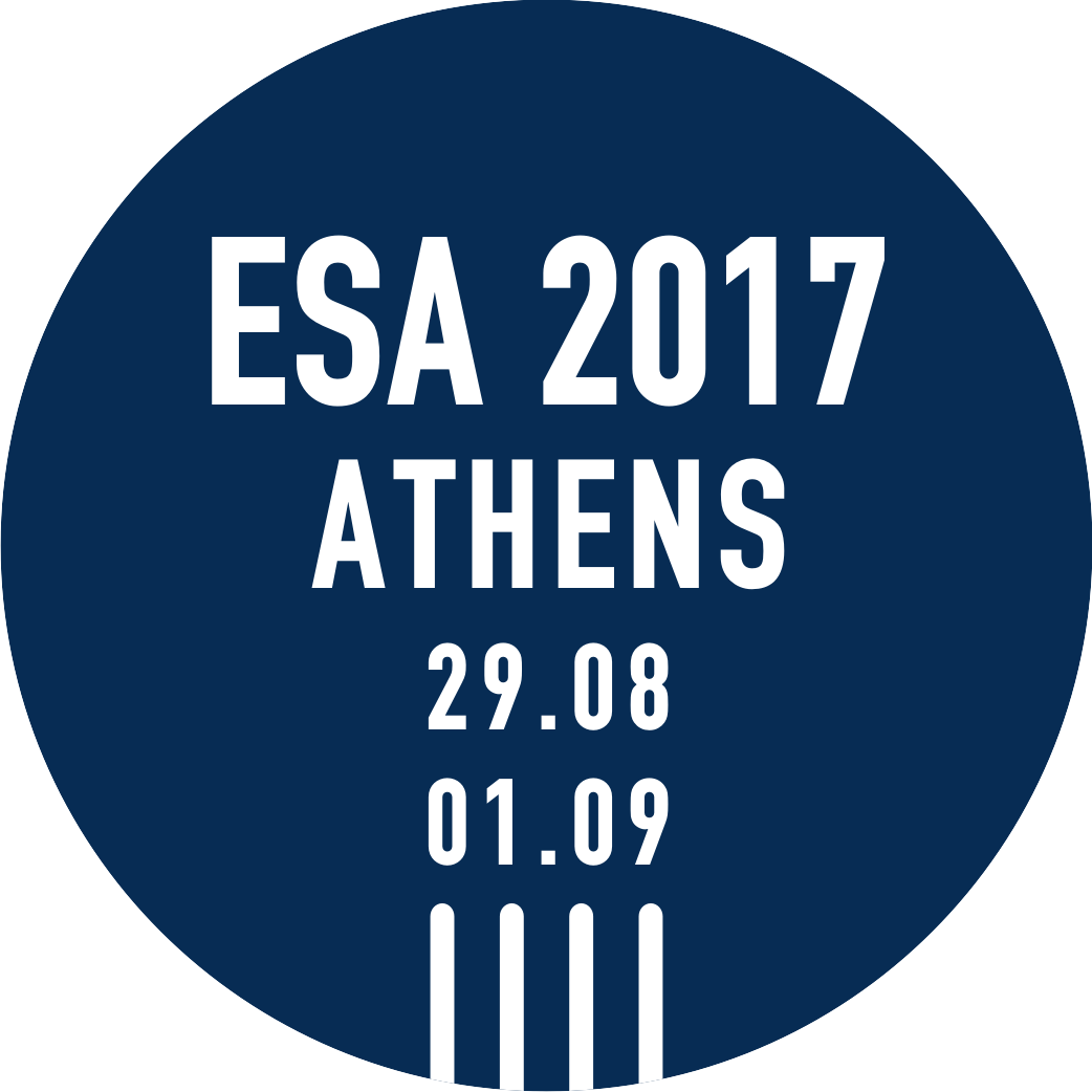 13th Conference of the European Sociological Association